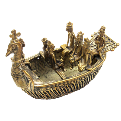 Dhokra Ancient Maritime Boat