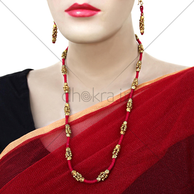 Beads on Tassel Avanti set