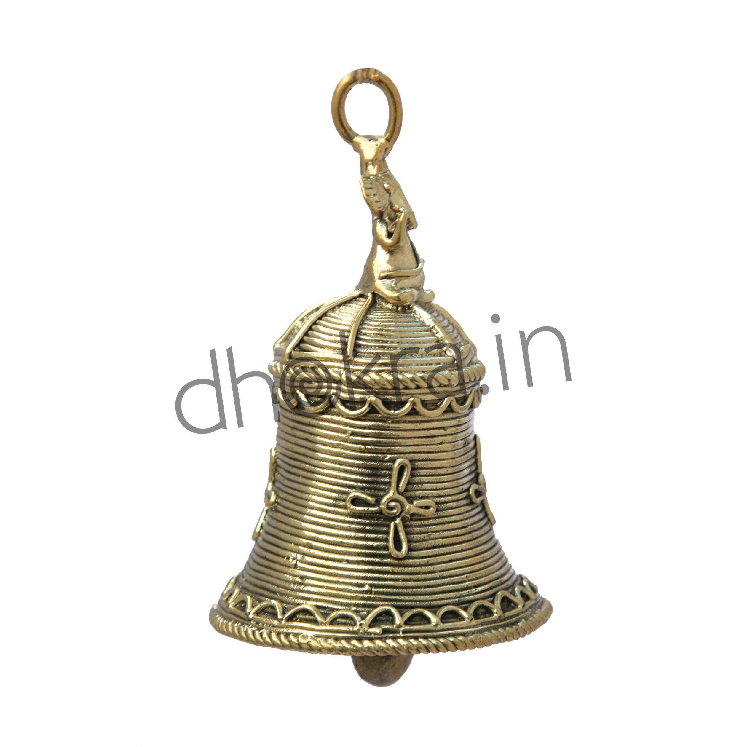Dhokra Fortune Bell