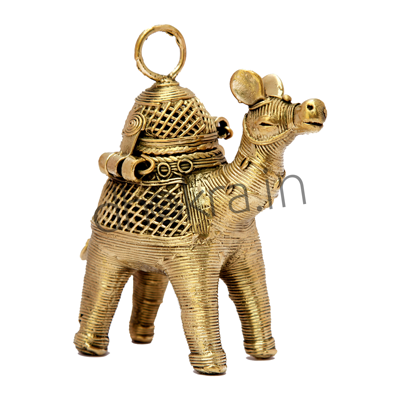 Dhokra Camel shaped coin box